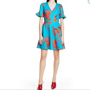 🆕 Ted Baker Chynaa Fantasia Dress